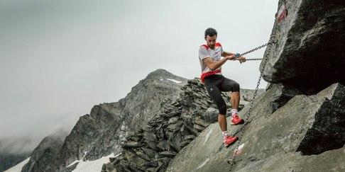 Kilian Jornet, campeón del Trofeo Kima 2014. Foto: Skyrunning.
