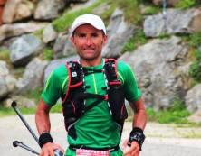Ultra trail Echapeebelledonne 2014 Raul Frechilla detalle