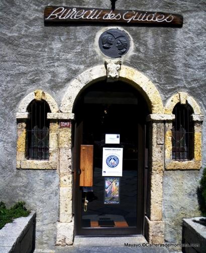 Oficina de Guías de Montaña Chamonix