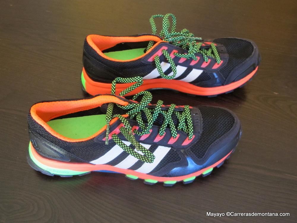 zapatillas trail running mujer adidas