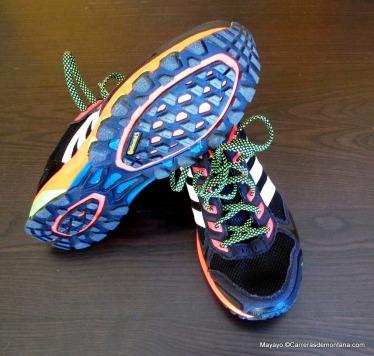 ceae59eb6 Zapatillas Adidas trail Adizero XT5 2014