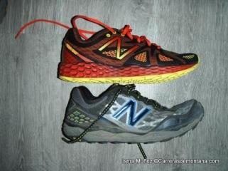 Zapatillas New Balance NB MT980 vs NB Leadville