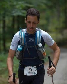 Goldsteig ultra race 661km 2014 campon joel joile