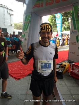 Pau Bartoló, campeón Haría Extreme 56k