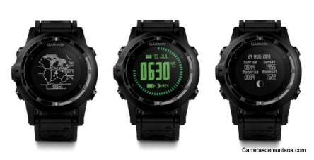 reloj gps garmin tactix por carrerasdemontana.com 5