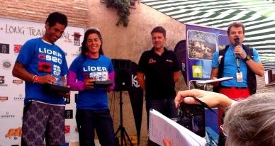 Spain Ultra Cup: Gerard Morales y Alicia Chaveli campeones. Foto. Spain Ultra Cup.