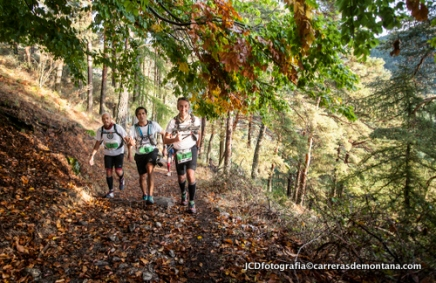 Trail Madrid 2014: Preciosos paisajes de otoño en el Guadarrama.