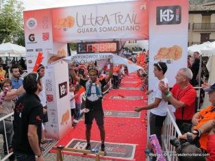 Spain Ultra Cup: Gerard Morales, campeón UTGuara-103k