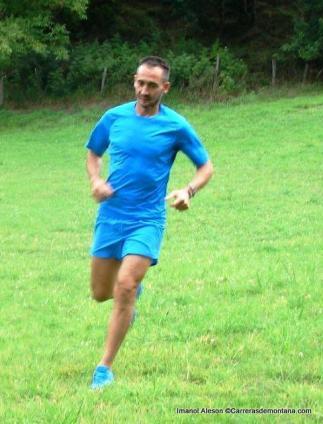 Imanol Aleson, bicampeón Ehunmilak.