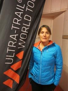 Nerea Martínez, 7ª en ultra trail world tour 2014