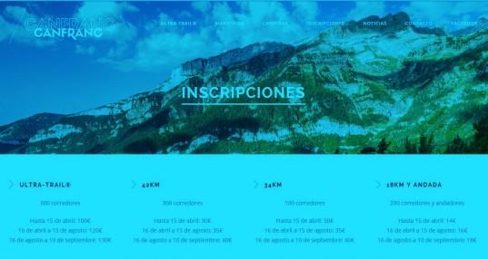 Inscripciones CanfrancCanfranc 6ene15