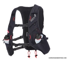 Mochila trail Inov8 Race Ultra vest Black-Red 2
