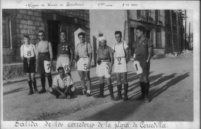Carreras de Montana en España: Cercedilla, meca del deporte desde 1.924.