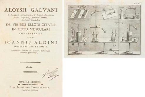 La electroestimulacion muscular, descubierta en 1791 por Galvani