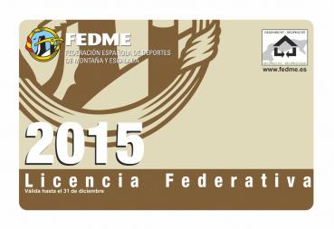 FEDME Licencia 2015: Antes de contratarla, busca, compara...