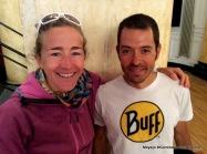 nuria picas y pau bartolo en ultra trail mont blanc foto mayayo (23)