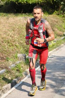 Hong Kong 100 miles 2015: Jordi Gamito quinto