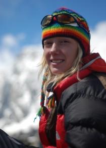 Daria Yashina. Foto: Asia Mountains