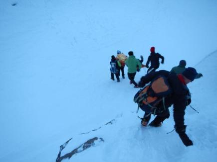 Accidente toubkal 1ene15