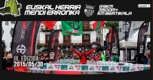 EH  Mendi Erronka cartel 2015