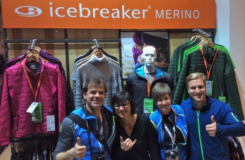 Ropa de Montaña: Icebreaker desde Nueva Zelanda es hoy marca referencia en lana merina.
