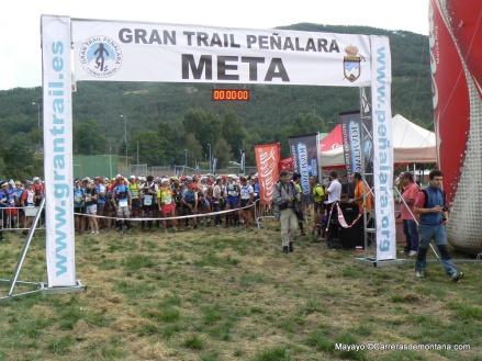 Salida Gran trail Peñalara 2010. Foto: Memphis Madrid.