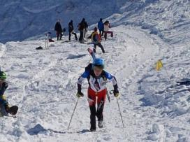 Skimo Verbier 2015 INdividual women laetitia rooux world champ