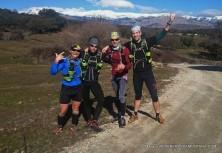 Trail Running Madrid: La Cuerda Larga nevada será el marco de nuestra gira