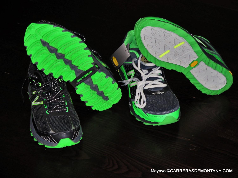 Zapatillas New Balance Trail Running 2015 (65€ 125€): NB