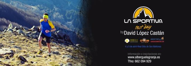 La Sportiva Test Day en La Granja (4-5ABR) ¿Nos vemos?