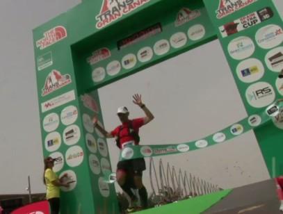 Transgrancanaria 2015: Giminidas Grinius, campeón y nuevo record 14h24m