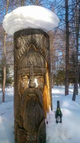 Baikal Ice Marathon 2015: Aventura en Siberia con final feliz. Foto: Sofía García.