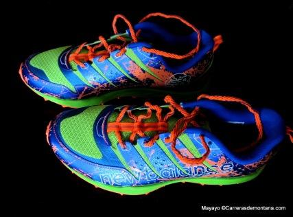 Zapatillas New Balance Trail Running 2015 NB MT110v2