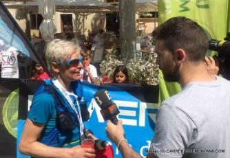 Ultra Mallorca 115k campeona  Andrea Huser