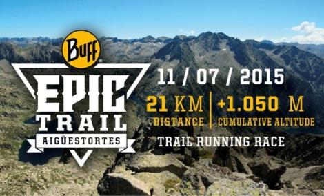 Buff Epic Trail 2015 21k