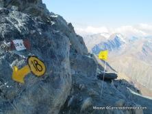 Col Loson (3.300m) techo carrera Tor Geants. Foto: Mayayo.