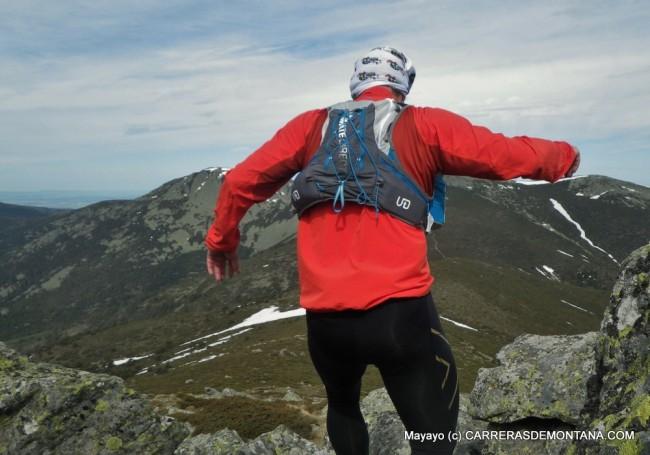 Rutas Cercedilla: Bajando de Montón de Trigo hacia La Pinareja.