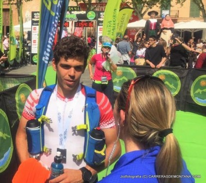 Pau Capell, campéon en Ultra Mallorca y sólido líder Spain Ultra Cup