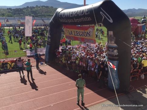 101 Ronda 2015, salida. Foto: Ril47-Palma.