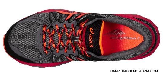 zapatillas asics trail hombre