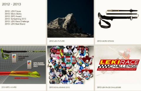 Bastones leki historia 2010-15