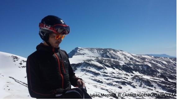 Chaqueta montaña OS2O Hybrid Alpine Jacket: Esqui