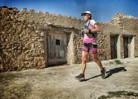 penyagolosa trails 2015 alicia chaveli segunda. foto: SportHG