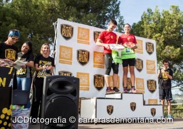 Daniela Moreno, campeona equipos mixtos en su debut ultrero, Transmallorca Run 2014
