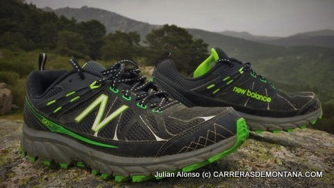 zapatillas new balance trekking