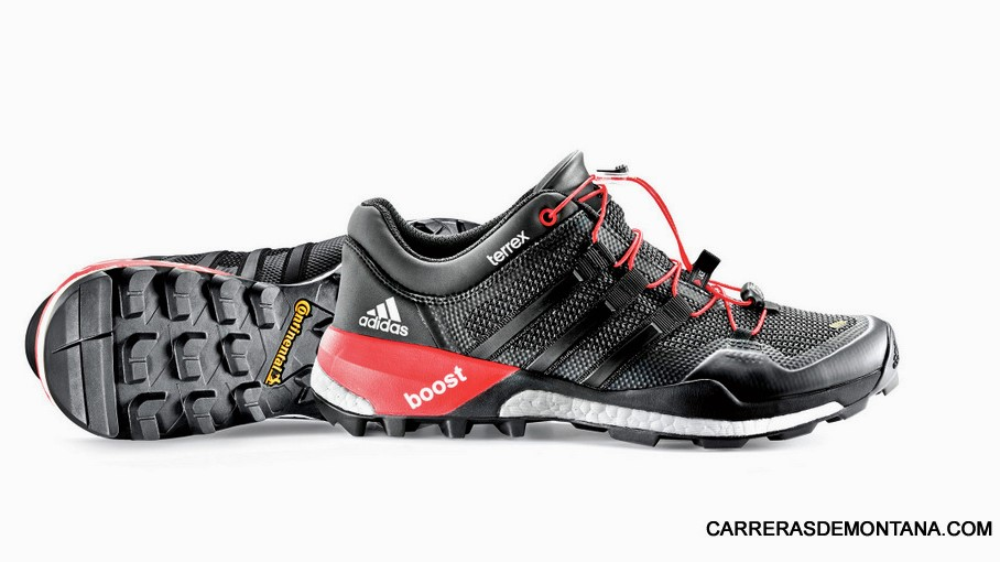 zapatillas trail adidas boost