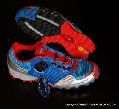 Dynafit feline x7 zapatillas trail running (160€/325gr/Drop8mm)