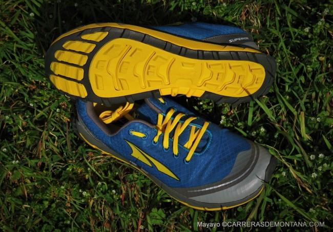 Zapatillas trail running: Altra Superior 2.0