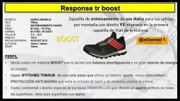 Adidas Response Trail Boost 2015
