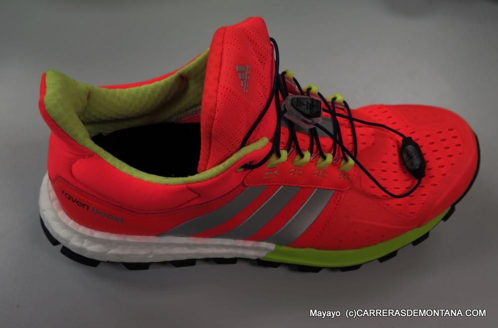 zapatillas trail running adidas boost